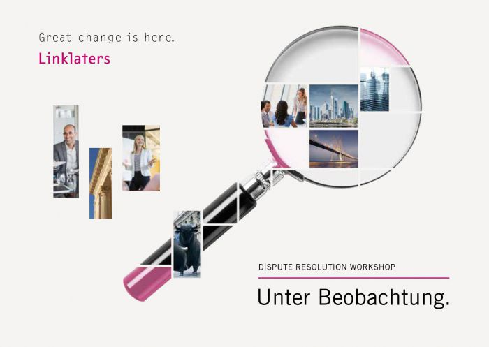 Linklaters Dispute Workshop