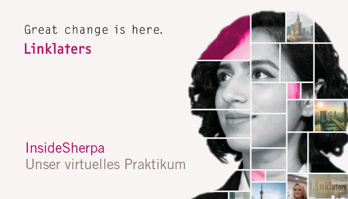 Virtuelles Praktikum bei Linklaters
